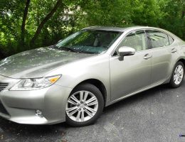"Road Test Review – 2015 Lexus ES350 with Ken ""Hawkeye"" Glassman"
