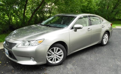 2015 Lexus ES350 with Ken Glassman 2