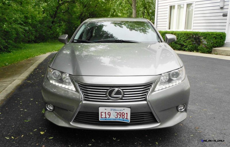 2015 Lexus ES350 with Ken Glassman 3