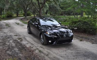 2015 Lexus IS250 69