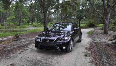2015 Lexus IS250 74
