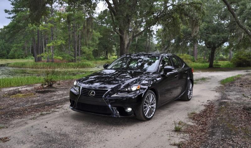 2015 Lexus IS250 75