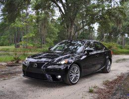 HD Road Test Review – 2015 Lexus IS250 Nails Apex-Carver Fundamentals