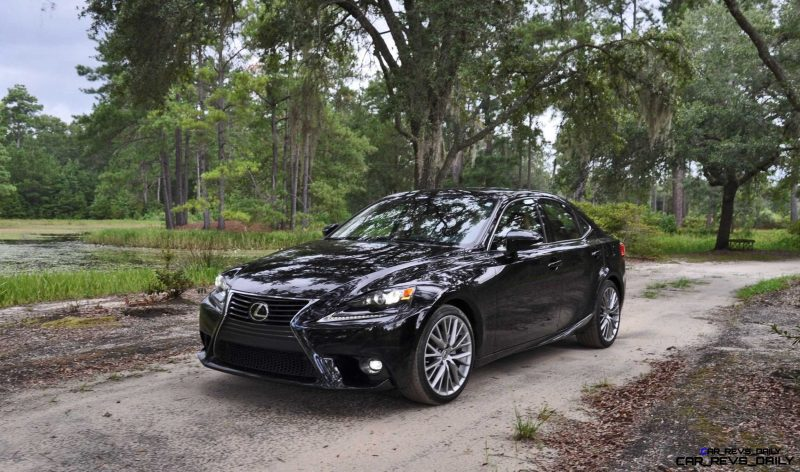 2015 Lexus IS250 76