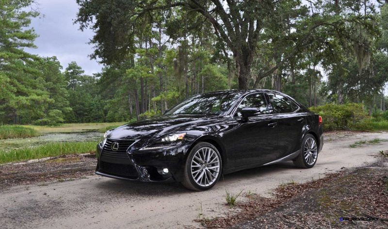2015 Lexus IS250 77