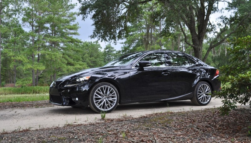 2015 Lexus IS250 79