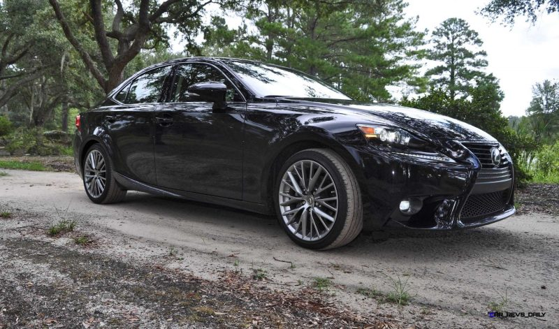 2015 Lexus IS250 80