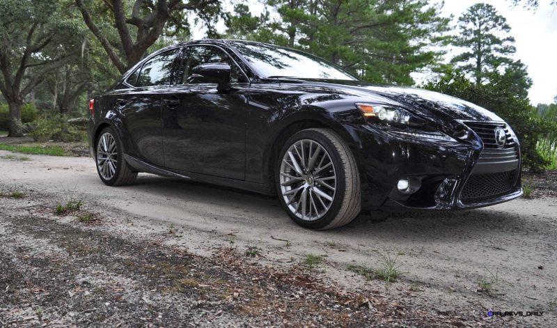 2015 Lexus IS250 81