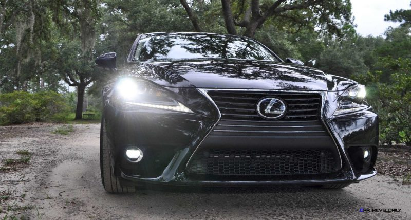 2015 Lexus IS250 86