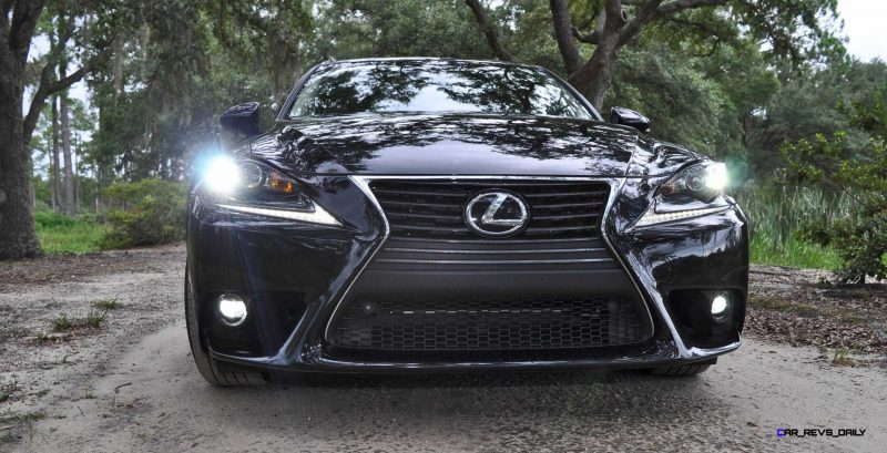 2015 Lexus IS250 87