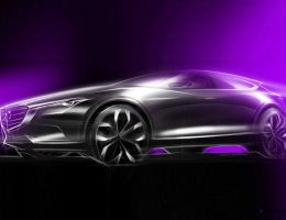 2015 Mazda KOERU Concept to Bow At Frankfurt – Previews 2018 CX-7