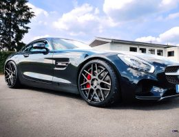2015 Mercedes-AMG GT S Models LOMA GT1 Superlight Forged Alloys