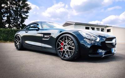 2015 Mercedes-AMG GT S LOMA GT1 Superlight Alloy Wheels 1