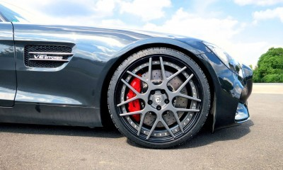 2015 Mercedes-AMG GT S LOMA GT1 Superlight Alloy Wheels 2