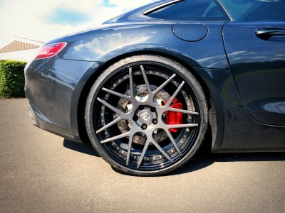 2015 Mercedes-AMG GT S LOMA GT1 Superlight Alloy Wheels 4