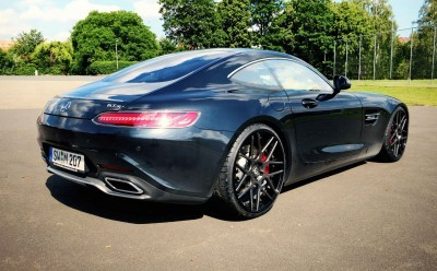 2015 Mercedes-AMG GT S LOMA GT1 Superlight Alloy Wheels 9