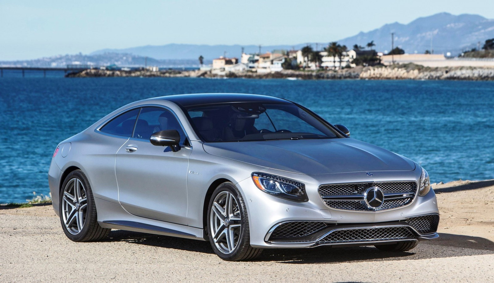 2015 mercedes benz s65 amg coupe usa for Mercedes benz s65 coupe