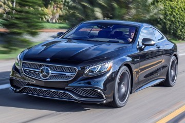 4.0s, 641HP 2015 Mercedes-Benz S65 AMG Coupe - 65 New USA Photos + Tech Specs and Color Visualizer