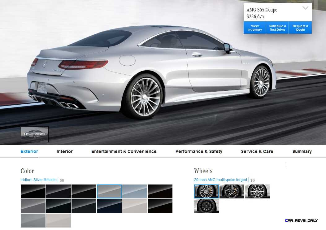 2015 mercedes benz s65 amg coupe colors 4