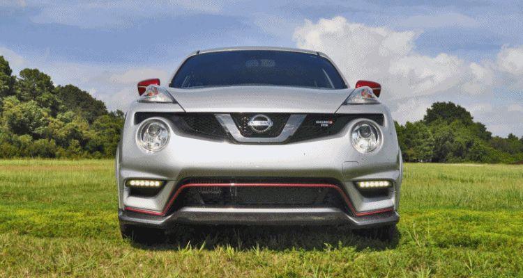 2015 Nissan JUKE Nismo RS Manual