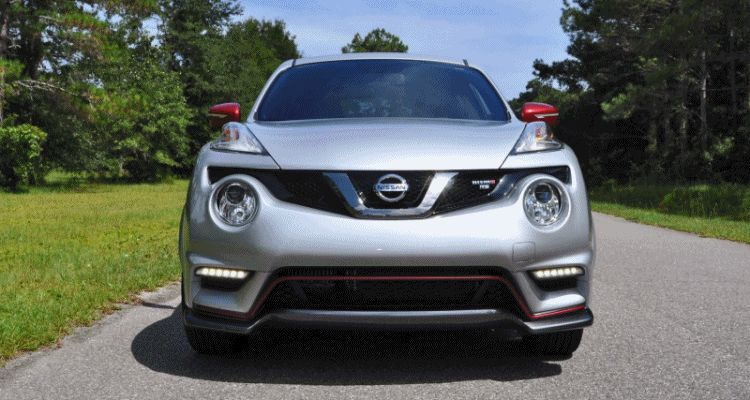 2015 Nissan JUKE Nismo RS Manual2