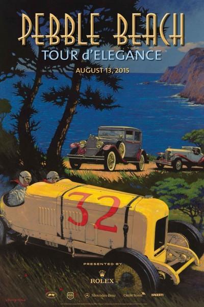 2015 Pebble Beach TOUR d'Elegance 112
