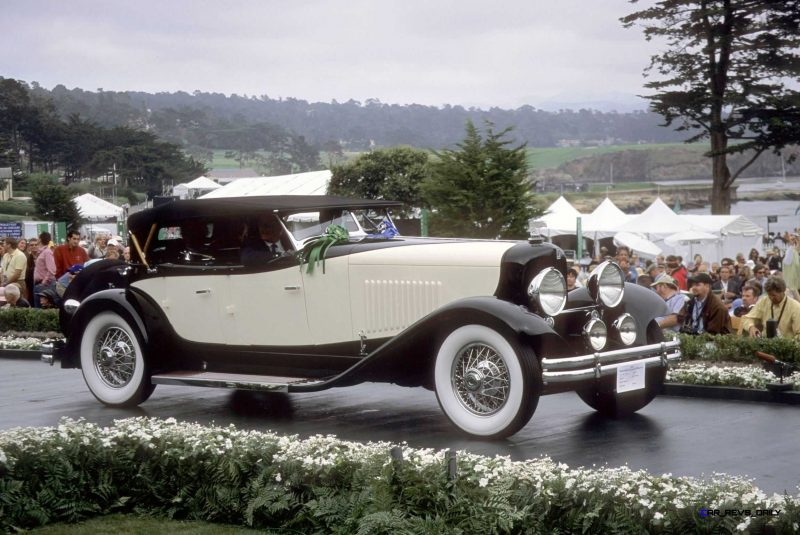 2015 Pebble Beach TOUR d'Elegance 23