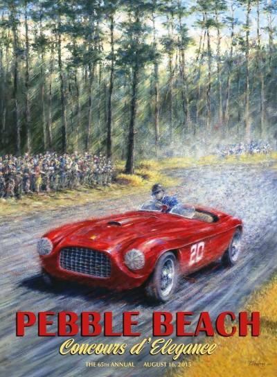 2015 Pebble Beach TOUR d'Elegance 25