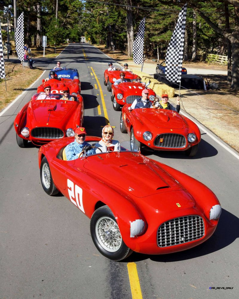 2015 Pebble Beach TOUR d'Elegance 27