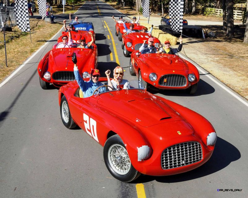2015 Pebble Beach TOUR d'Elegance 29