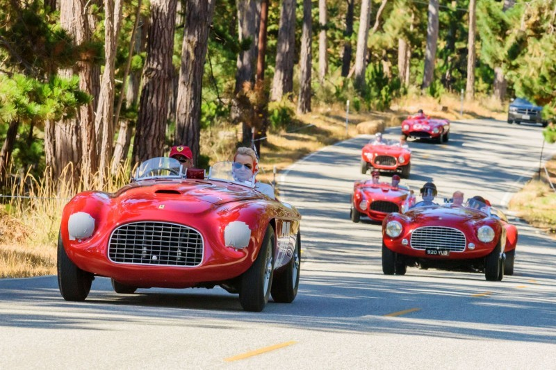 2015 Pebble Beach TOUR d'Elegance 46