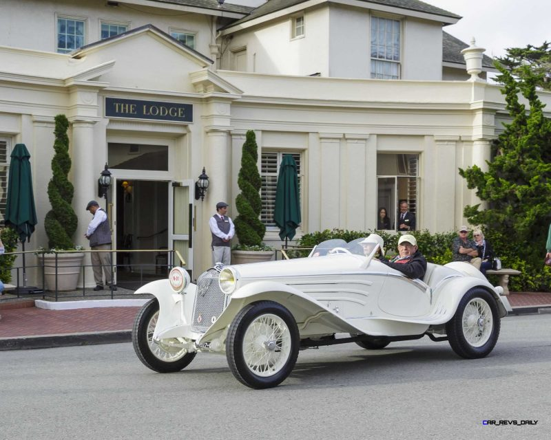 2015 Pebble Beach TOUR d'Elegance 82