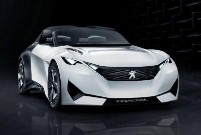 2015 Peugeot FRACTAL Concept 1