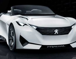 2015 Peugeot FRACTAL Concept – Modular Cabrio Previews 2017 209 and RC-Z Replacement