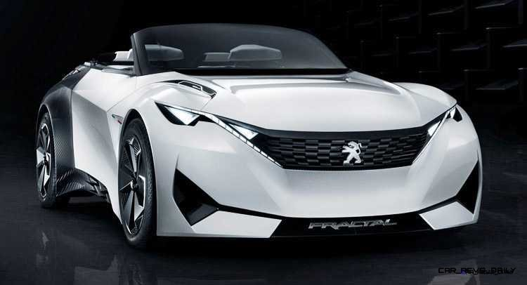 2015 Peugeot FRACTAL Concept 18