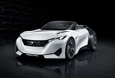 2015 Peugeot FRACTAL Concept 6