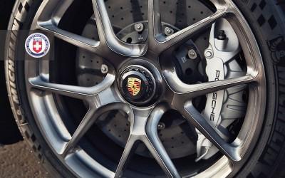 2015 Porsche 918 Spyder on HRE P101 6