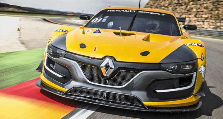 2015 RenaultSport R.S. 01 Racecar Headlines World Series Renault at Silverstone Next Month