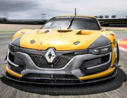 2015 RenaultSport R.S. 01 Racecar Headlines World Series Renault at Silverstone Next Month