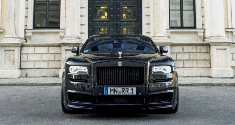 2015 SPOFEC Rolls-Royce Ghost II