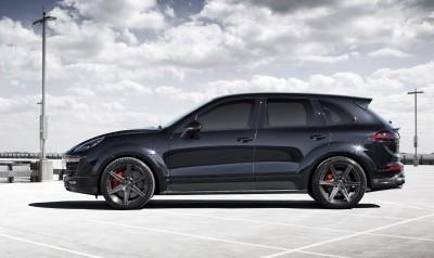 2015 TOPCAR Porsche Cayenne 11
