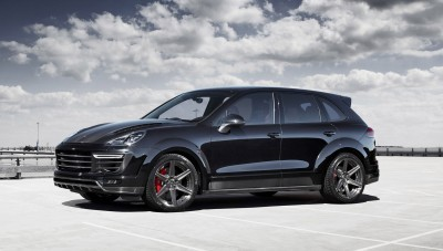 2015 TOPCAR Porsche Cayenne 3
