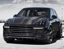 2015 Porsche Cayenne Vantage and Vantage GTS by TOPCAR