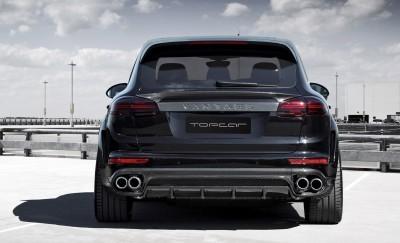 2015 TOPCAR Porsche Cayenne 9