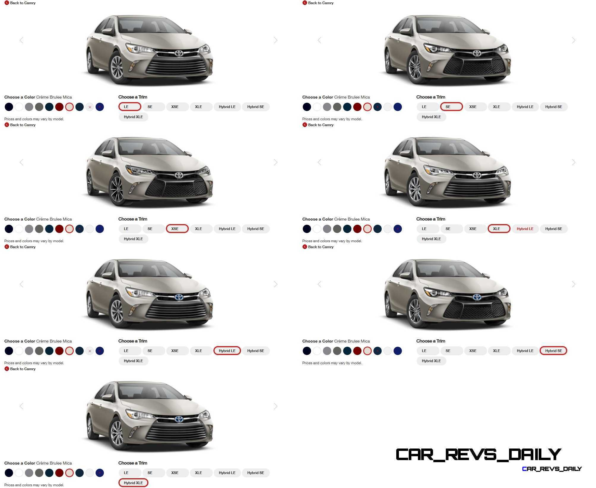 2015 Toyota Camry Xse 2 5l Review
