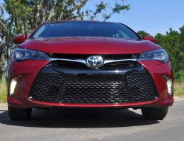 Road Test Review – 2015 Toyota Camry XSE 2.5L – Sportier Handling + Surprising Four-Cylinder Pace