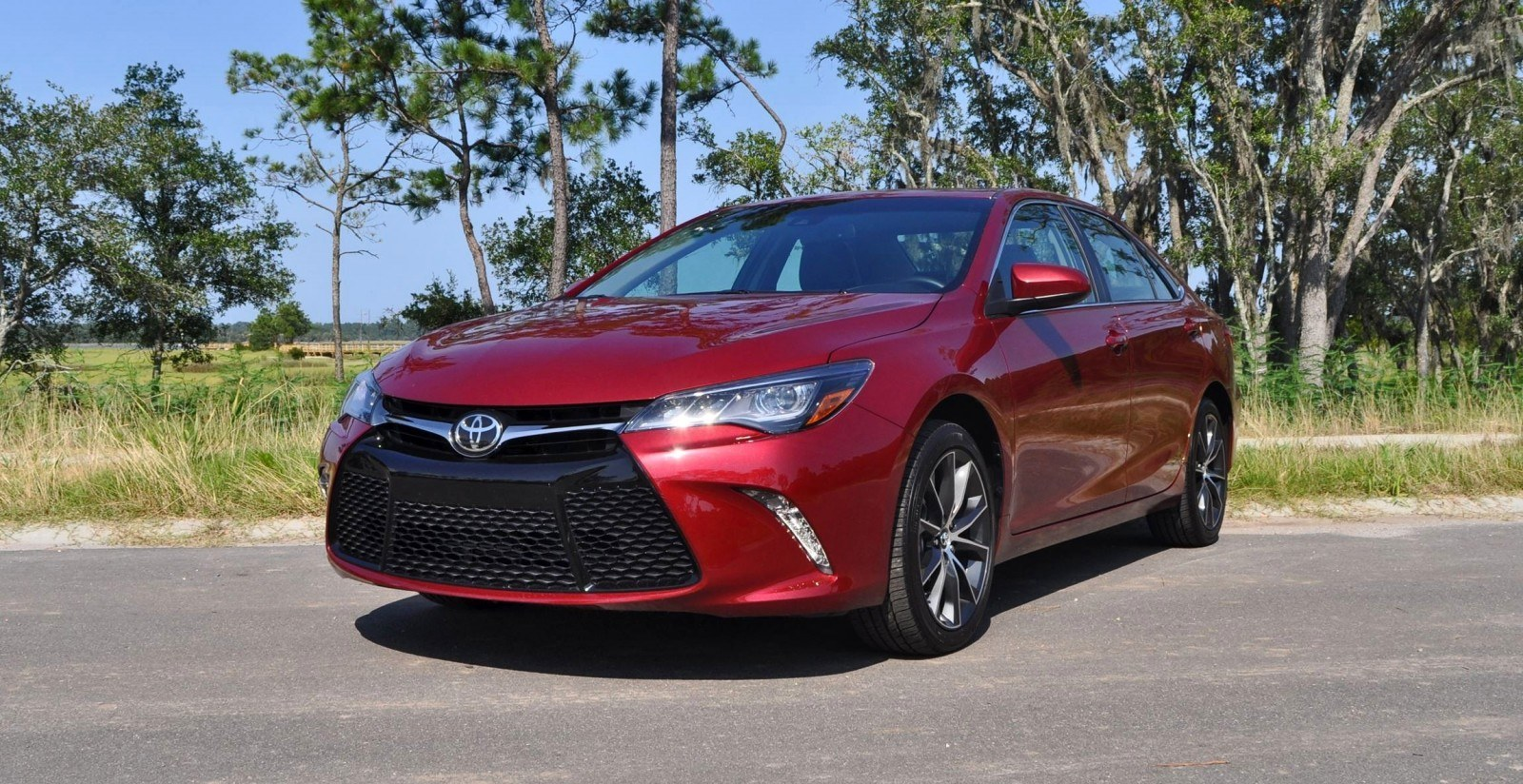 2015 toyota camry xse 2 5l review. Black Bedroom Furniture Sets. Home Design Ideas