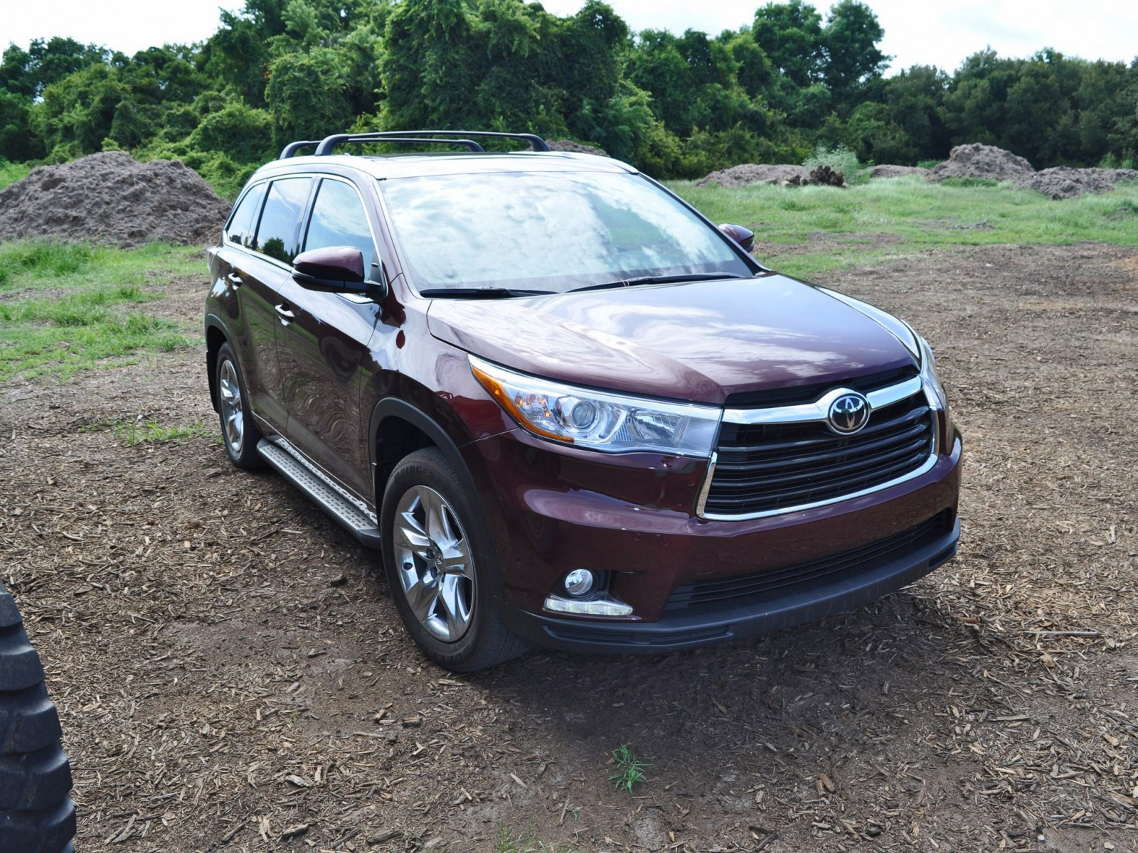 2015 toyota highlander awd limited 17. Black Bedroom Furniture Sets. Home Design Ideas