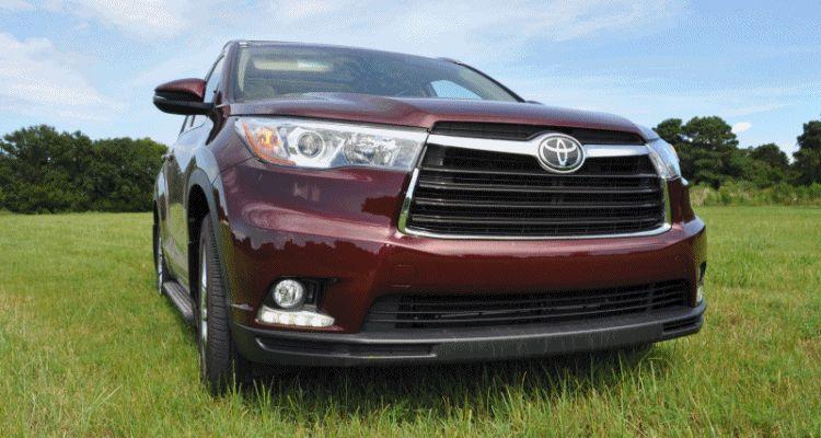2015 Toyota Highlander AWD Limited 222