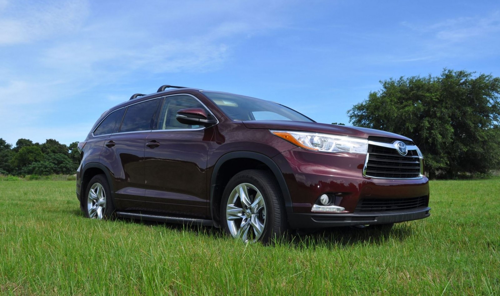 2015 toyota highlander awd limited review. Black Bedroom Furniture Sets. Home Design Ideas